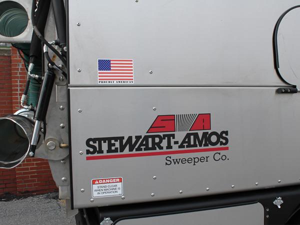 Galaxy R-6 Stainless Steel Doors