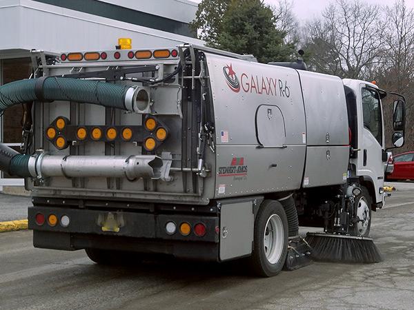 Galaxy R-6 Lot Sweeping