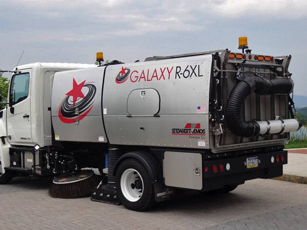 Galaxy R 6xl Regenerative Air Sweepers Stewart Amos