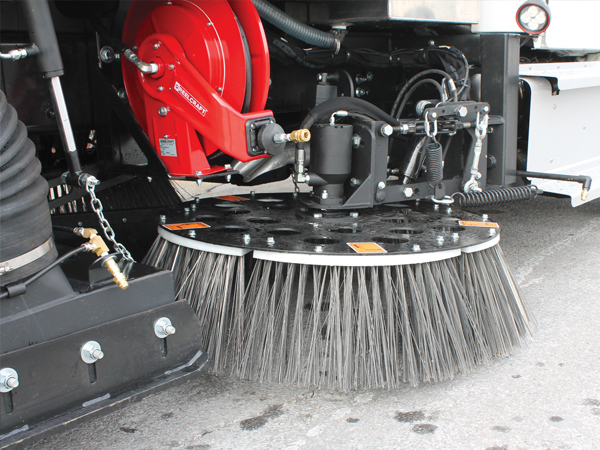 Regenerative Air Sweeper 05