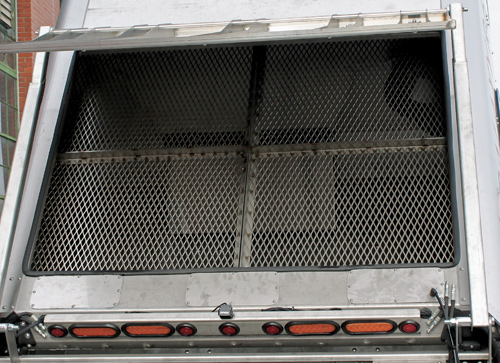 28 ft Stainless Steel Debris Screen