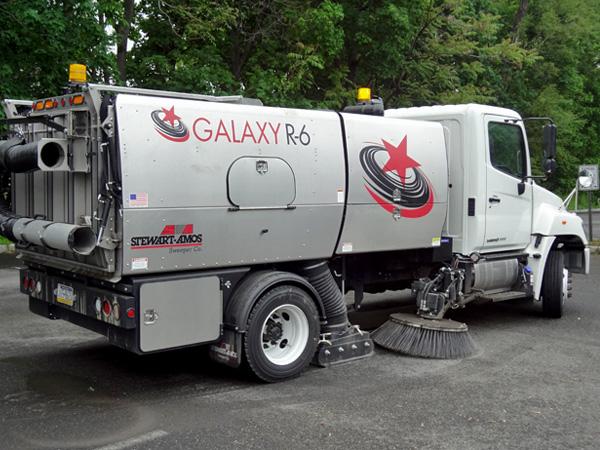 Galaxy Regen Air R6 Lot Sweeping