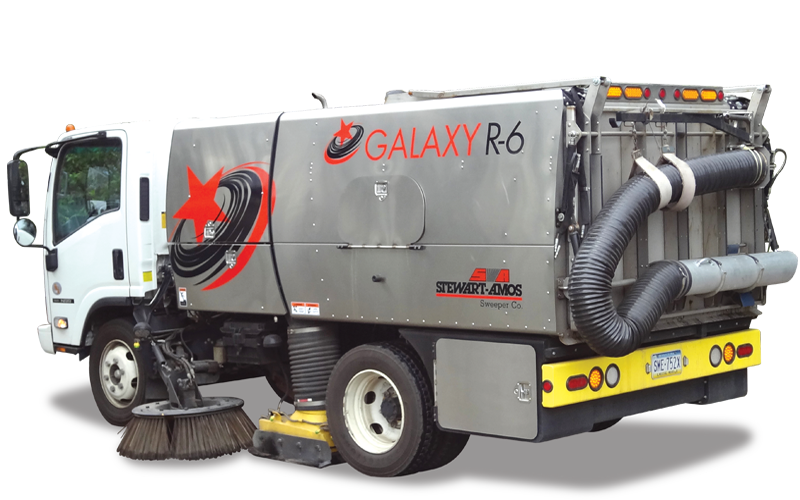 Galaxy Regenerative Air Sweeper R-6