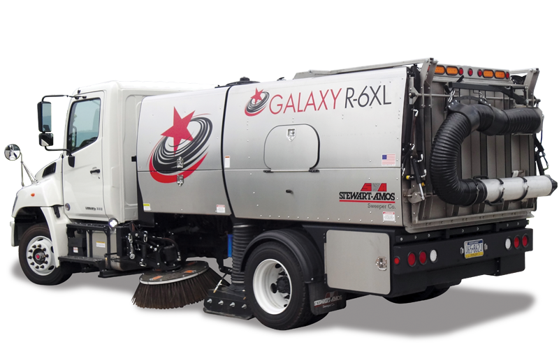 Galaxy Regenerative Air Sweeper R-6Xl