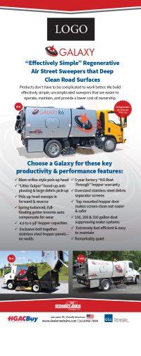 SA0417 Galaxy Tradeshow Banner