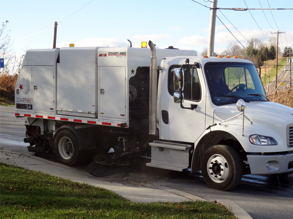 Starfire S-4XL Street Sweeping