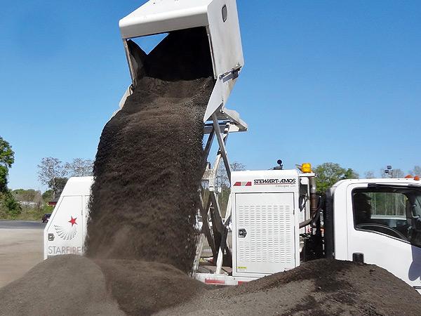 Starfire S-4c High Large Load Dump