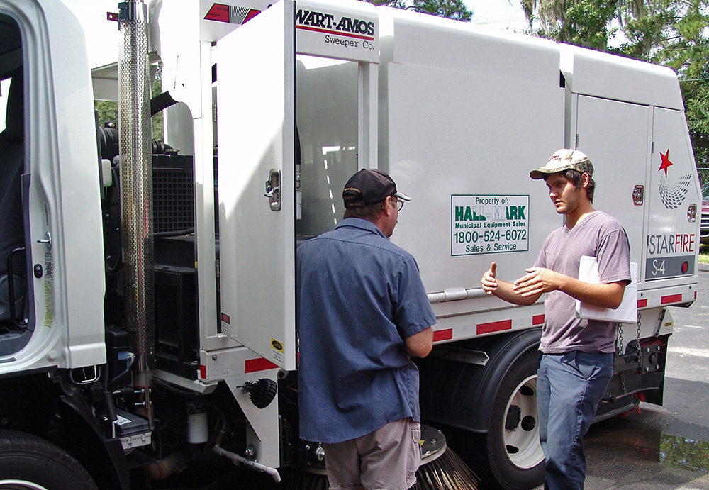 Stewart-Amos Customer Dealer